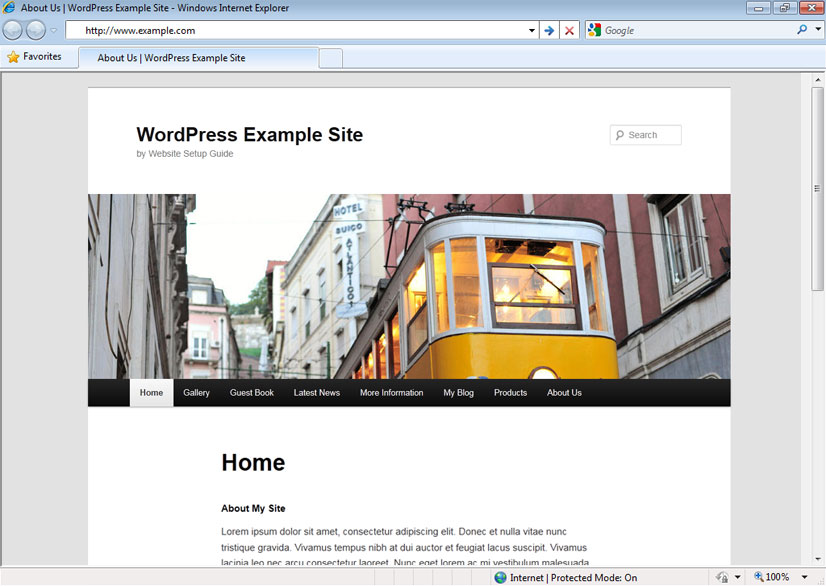 WordPress specialist websites are better for your business